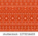 peruvian american indian... | Shutterstock .eps vector #1273216633