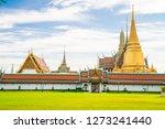 temple of emerald buddha grand... | Shutterstock . vector #1273241440