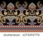 seamless contrast border in... | Shutterstock .eps vector #1273292770