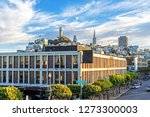 the coit tower photographed... | Shutterstock . vector #1273300003
