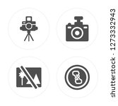 4 camera stand  landscape ... | Shutterstock .eps vector #1273332943