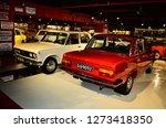 retro museum in varna  bulgaria ...   Shutterstock . vector #1273418350