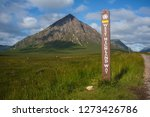 buachaille etive mor and west...   Shutterstock . vector #1273426786