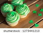 st patrick's day  food and... | Shutterstock . vector #1273441213