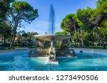 Four Horses Fountain In Rimini  ...