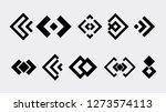 globe logo simple   Shutterstock .eps vector #1273574113