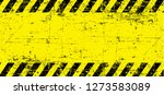 caution website under... | Shutterstock .eps vector #1273583089