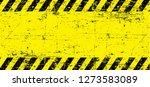 caution website under... | Shutterstock .eps vector #1273583089