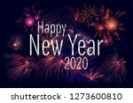 Happy New Year 2020 Greeting...