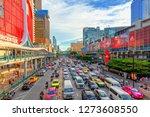 bangkok  thailand   25 oct 2018 ... | Shutterstock . vector #1273608550