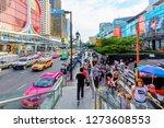 bangkok  thailand   25 oct 2018 ... | Shutterstock . vector #1273608553