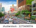 bangkok  thailand   25 oct 2018 ... | Shutterstock . vector #1273608556