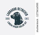 Dog Logo Badges Template....