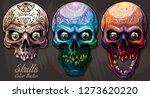 detailed graphic realistic cool ... | Shutterstock .eps vector #1273620220