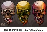 detailed graphic realistic cool ... | Shutterstock .eps vector #1273620226