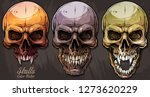 detailed graphic realistic cool ... | Shutterstock .eps vector #1273620229