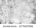 grunge is black and white.... | Shutterstock . vector #1273629586