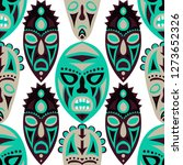 vector illustration. african... | Shutterstock .eps vector #1273652326