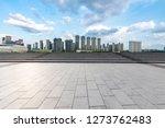 panoramic skyline and modern...   Shutterstock . vector #1273762483