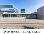 panoramic skyline and modern... | Shutterstock . vector #1273764370
