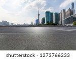 panoramic skyline and modern... | Shutterstock . vector #1273766233
