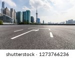 panoramic skyline and modern... | Shutterstock . vector #1273766236