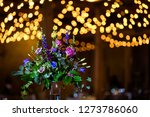 wedding set up. decoration for... | Shutterstock . vector #1273786060