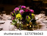 wedding set up. decoration for... | Shutterstock . vector #1273786063