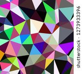 abstract background multicolor... | Shutterstock . vector #1273933396