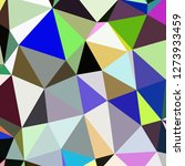 abstract background multicolor... | Shutterstock . vector #1273933459