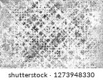grunge is black and white.... | Shutterstock . vector #1273948330