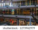 singapore city  singapore  ... | Shutterstock . vector #1273962979