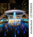 singapore city singapore  ... | Shutterstock . vector #1273963033