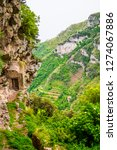 view of amalfi coast along the...   Shutterstock . vector #1274067886