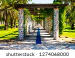 city park   parco del...   Shutterstock . vector #1274068000