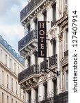 Typical Parisian Hotel