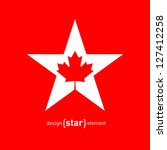 The Vector Star With Canadian...
