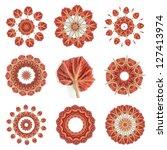 Kaleidoscopic Patterns Of...