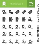 interface glyph icons