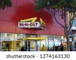 san francisco  california ...   Shutterstock . vector #1274163130