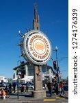 san francisco  california ...   Shutterstock . vector #1274176339