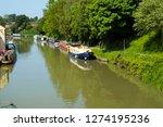 devizes  wiltshire  uk   29th...   Shutterstock . vector #1274195236