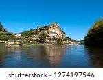 beynac et cazenac  france  ...   Shutterstock . vector #1274197546