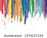 colorful grunge background...   Shutterstock .eps vector #1274217133