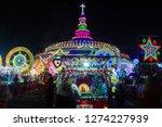 sakon nakhon thailand.december... | Shutterstock . vector #1274227939