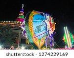 sakon nakhon thailand.december... | Shutterstock . vector #1274229169