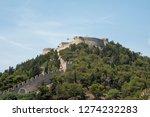 croatia  hvar   june 2018  the... | Shutterstock . vector #1274232283