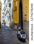 salerno  italy  may 2015  ... | Shutterstock . vector #1274278240