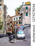 italy  may 2015   cars ... | Shutterstock . vector #1274278246