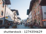 mittenwald   germany   ocotber... | Shutterstock . vector #1274354629